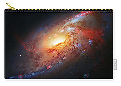 Molten Galaxy Carry-all Pouch by The  Vault - Jennifer Rondinelli Reilly