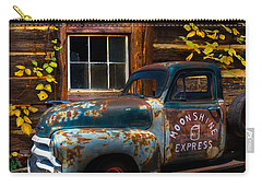 Moonshine Express Carry-all Pouch by Debra and Dave Vanderlaan