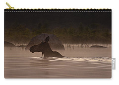 Moose Swim Carry-all Pouch by Brent L Ander