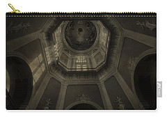 Morning Light On The Golden Dome Ceiling Carry-all Pouch by Dan Sproul
