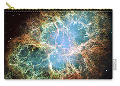 Most Detailed Image Of The Crab Nebula Carry-all Pouch by Adam Romanowicz
