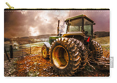 Mr. Big Carry-all Pouch by Debra and Dave Vanderlaan