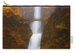 Multnomah Morning Carry-all Pouch by Darren  White