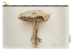 Mushroom Carry-all Pouch by Lucid Mood