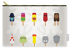 My Muppet Ice Pop - Univers Carry-all Pouch by Chungkong Art