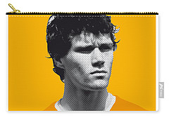 My Van Basten Soccer Legend Poster Carry-all Pouch by Chungkong Art