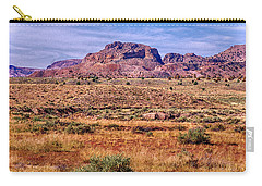 Navajo Nation Series 2 Carry-all Pouch by Bob and Nadine Johnston