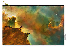 Nebula Cloud Carry-all Pouch by The  Vault - Jennifer Rondinelli Reilly