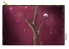 New Life Carry-all Pouch by Veronica Minozzi