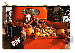 New Mexico Truck Carry-all Pouch by Jean Noren