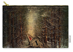 Night Story Carry-all Pouch by Svetlana Sewell