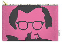 No147 My Annie Hall Minimal Movie Poster Carry-all Pouch by Chungkong Art
