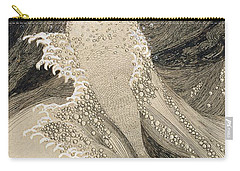 The Mermaid Carry-all Pouch by Sidney Herbert Sime