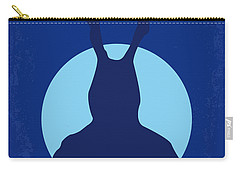 No295 My Donnie Darko Minimal Movie Poster Carry-all Pouch by Chungkong Art