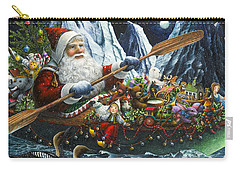 Northern Passage Carry-all Pouch by Lynn Bywaters