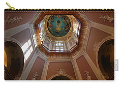 Notre Dame Ceiling Carry-all Pouch by Dan Sproul