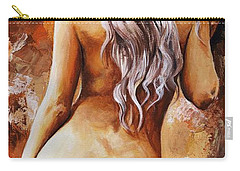 Nymph 02 Carry-all Pouch by Emerico Imre Toth