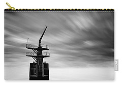 Old Crane Carry-all Pouch by Dave Bowman
