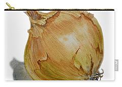 Onion Carry-all Pouch by Irina Sztukowski