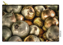 Onions Carry-all Pouch by David Morefield