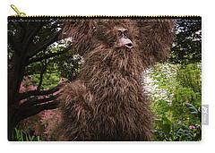 Orangutan Carry-all Pouch by Joan Carroll