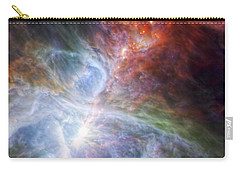 Orion's Rainbow Of Infrared Light Carry-all Pouch by Adam Romanowicz