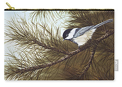 Out On A Limb Carry-all Pouch by Rick Bainbridge