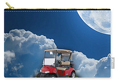 Outdoor Golfing Carry-all Pouch by Marvin Blaine