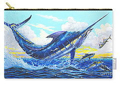 Outrageous Off00129 Carry-all Pouch by Carey Chen