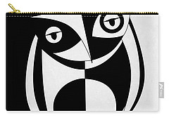 Own Abstract  Carry-all Pouch by Mark Ashkenazi