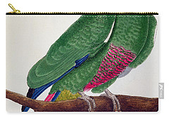 Parrot Carry-all Pouch by Francois Nicolas Martinet