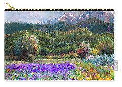 Path To Nowhere Carry-all Pouch by Talya Johnson
