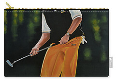 Payne Stewart Carry-all Pouch by Paul Meijering