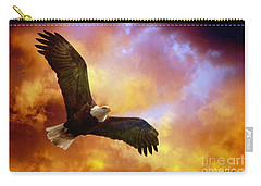 Perseverance Carry-all Pouch by Lois Bryan