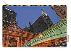 Pershing Square Carry-all Pouch by Susan Candelario