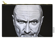 Phil Collins Carry-all Pouch by Paul Meijering