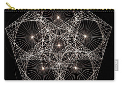 Quantum Star II Carry-all Pouch by Jason Padgett