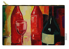 Reflections Carry-all Pouch by Mona Edulesco