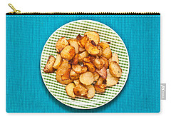 Roast Potatoes Carry-all Pouch by Tom Gowanlock