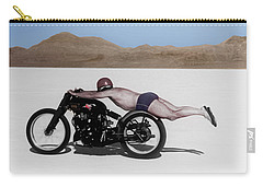 Roland Rollie Free Carry-all Pouch by Mark Rogan