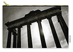 Roman Forum Carry-all Pouch by Dave Bowman