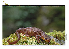 Rough-skinned Newt Oregon Carry-all Pouch by Gerry Ellis