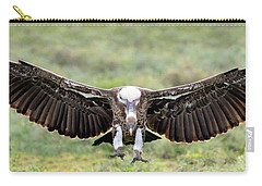 Ruppells Griffon Vulture Gyps Carry-all Pouch by Panoramic Images