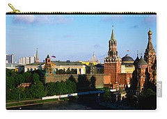 Russia, Moscow, Red Square Carry-all Pouch by Panoramic Images