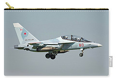 Russian Air Force Yak-130 Landing Carry-all Pouch by Daniele Faccioli