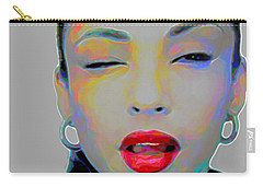 Sade 3 Carry-all Pouch by Fli Art