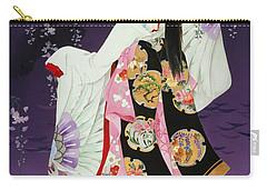 Sagi No Mai Carry-all Pouch by Haruyo Morita