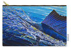 Sail On The Reef Off0082 Carry-all Pouch by Carey Chen