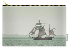 Sail Ship 2 Carry-all Pouch by Lucid Mood