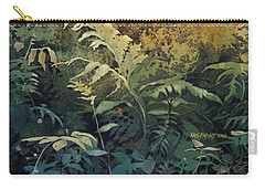 Salute To The Sun Carry-all Pouch by Kris Parins